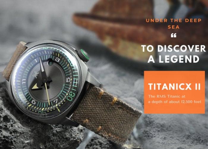 Voyage Titanic X II watch