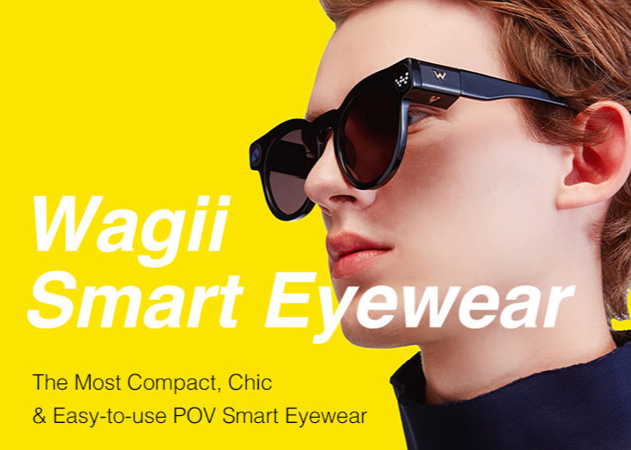 Wagii smart glasses