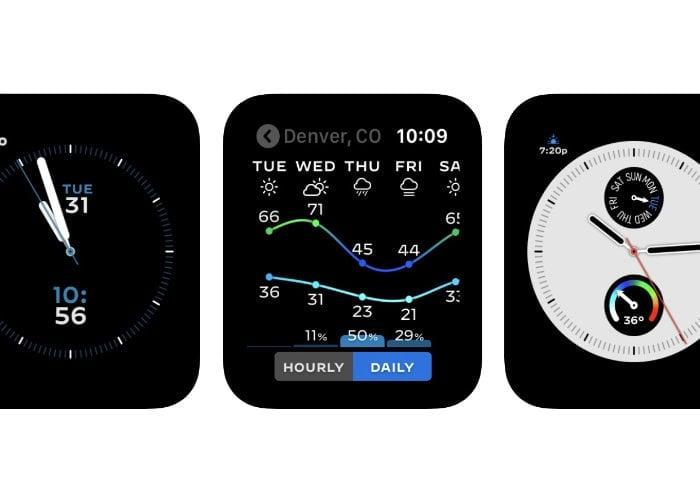 Watchsmith app