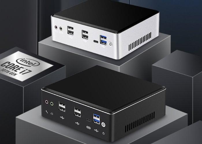 XCY X41 mini PC