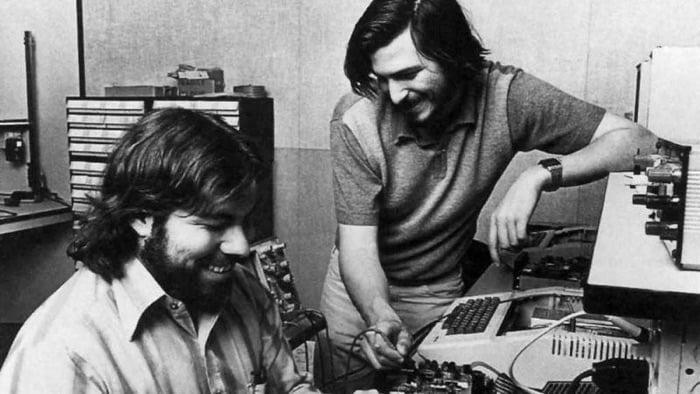 Apple Founders