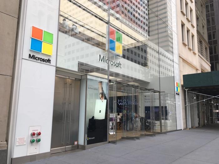Microsoft Q3 financial results