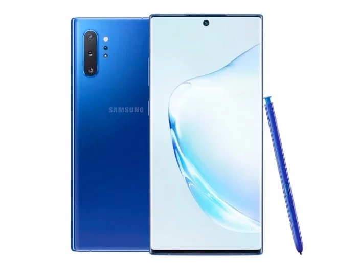 Samsung Galaxy S10 and Galaxy Note 10