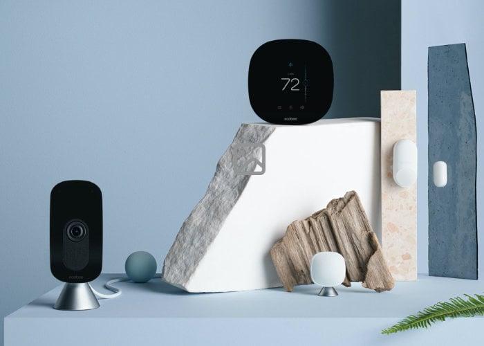 smart home security camera