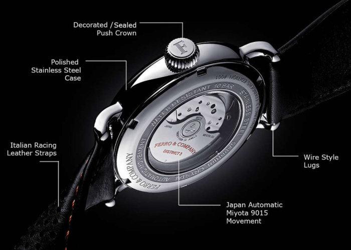 racing watch