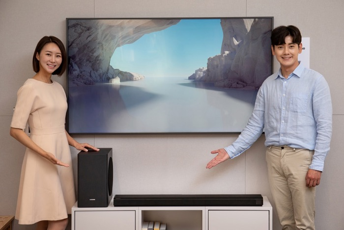 2020 Samsung soundbars