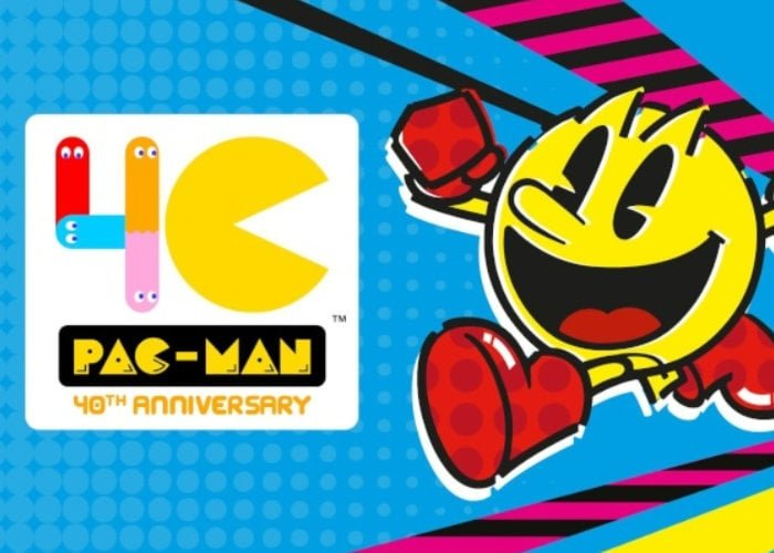 40 Years of Pac-Man
