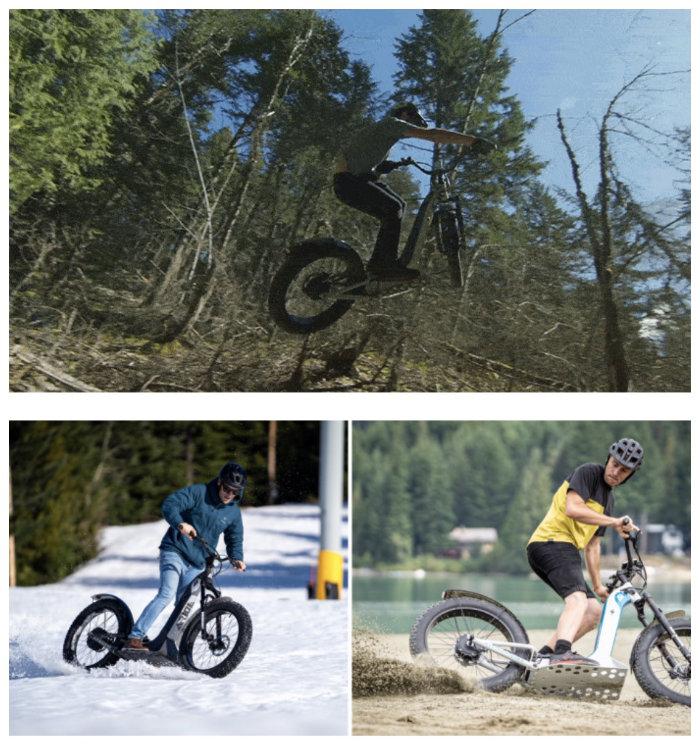 A-Ride eScooter