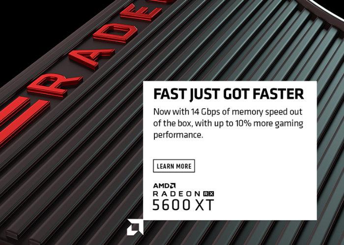 AMD Radeon RX 5600 XT Bios update