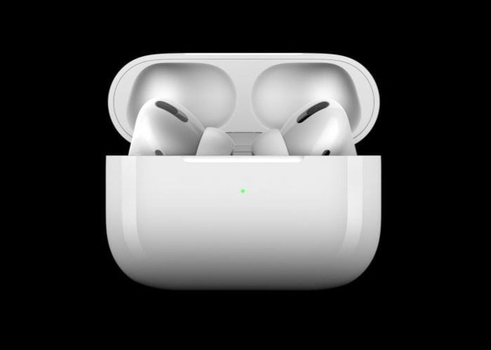 Apple Releases Firmware Update 2D15 for AirPods Pro