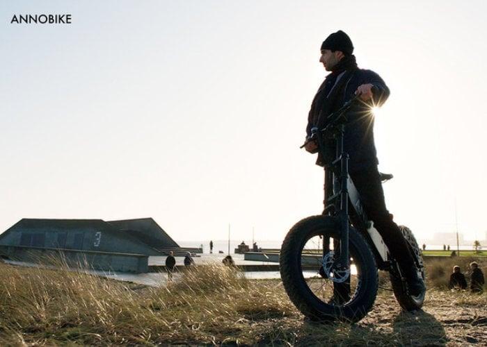 Annobike electric bike