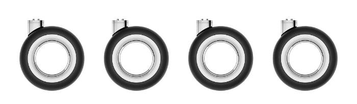Apple Mac Pro wheels