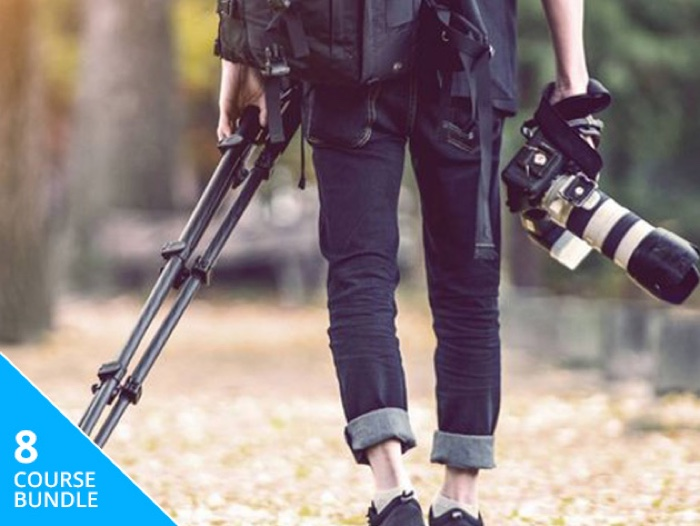 Beginner-To-Expert Photography & Videography Bundle