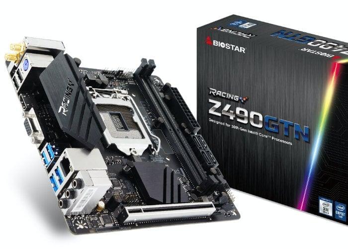Biostar Intel 400
