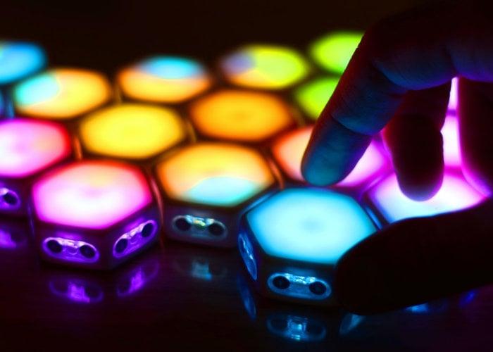 Blinks tabletop game system