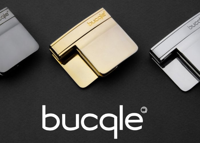 Bucqle is a unique alternative to a belt