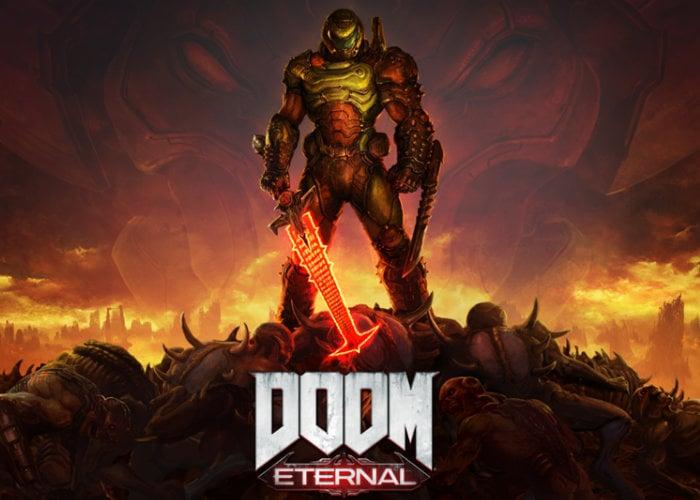 DOOM Eternal update