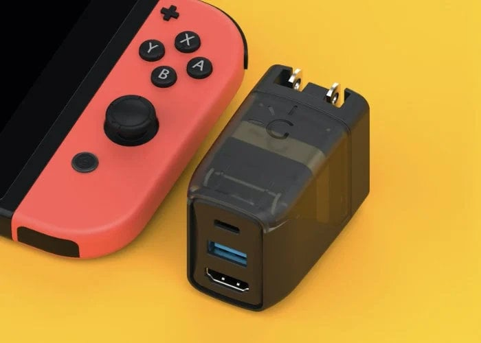 GENKI super small Nintendo Switch dock