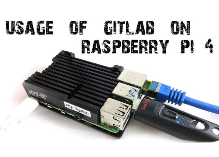 GitLab Raspberry Pi