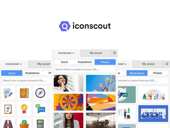 Iconscout Unlimited Icons Plan