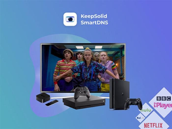 KeepSolid SmartDNS Lifetime Subscription