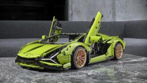 Lego Technic Lamborghini Siån