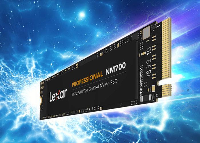 Lexar Professional NM700 M.2 2280 PCIe
