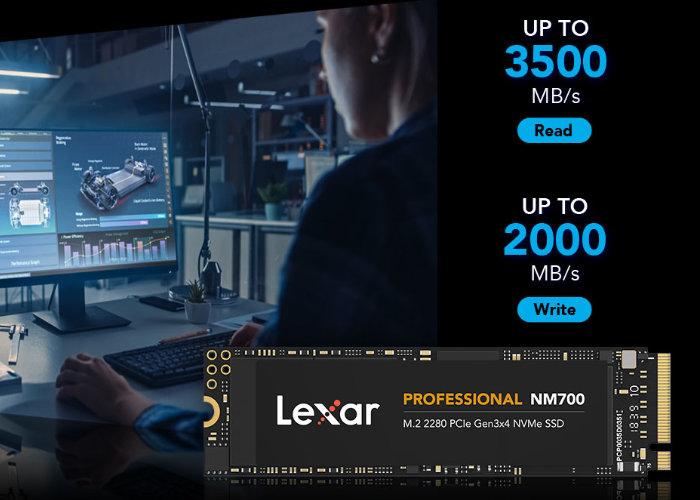 Lexar Professional NM700