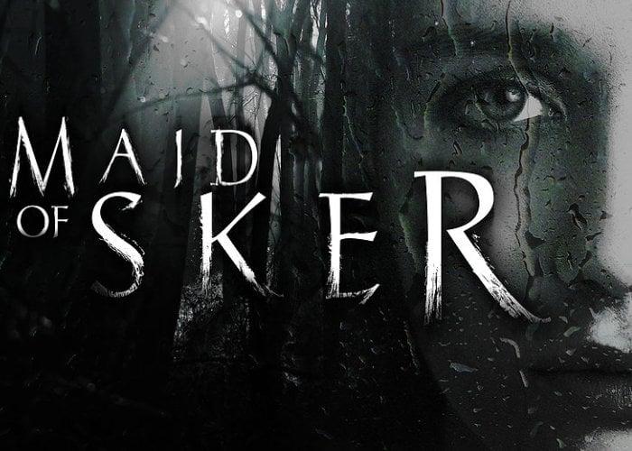 Maid of Sker horror game