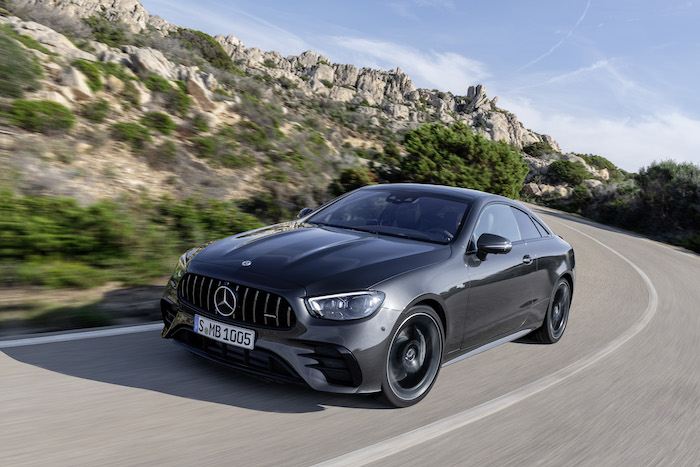New Mercedes AMG E 53 4MATIC+ Coupe and Cabriolet unveiled - Geeky Gadgets