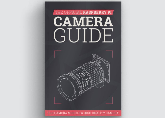 Official Raspberry Pi Camera Guide