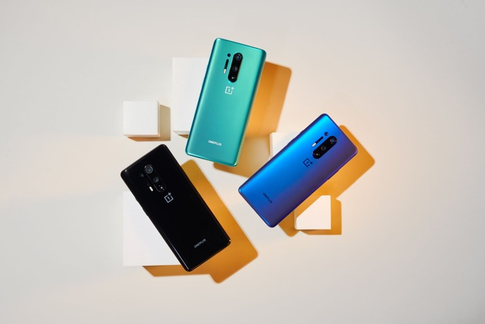 OnePlus 8 and 8 Pro