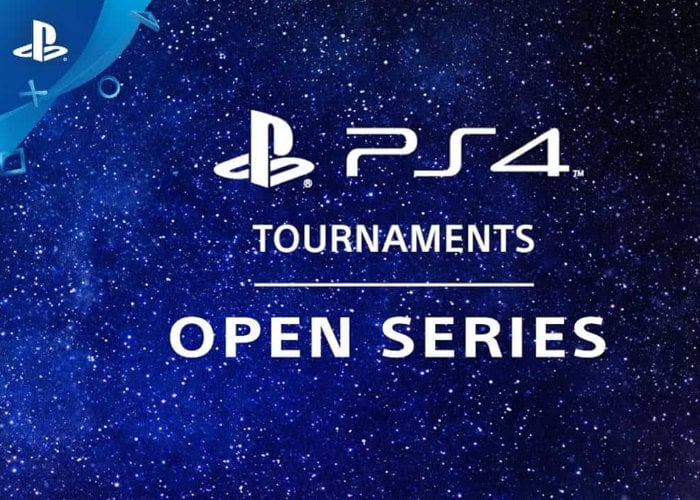 PS4 Tournaments: Open Series
