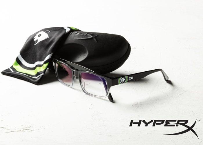 Panda Global gaming eyewear unveiled by HyperX