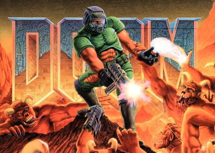 Play retro DOOM in VR on Oculus Quest - Geeky Gadgets