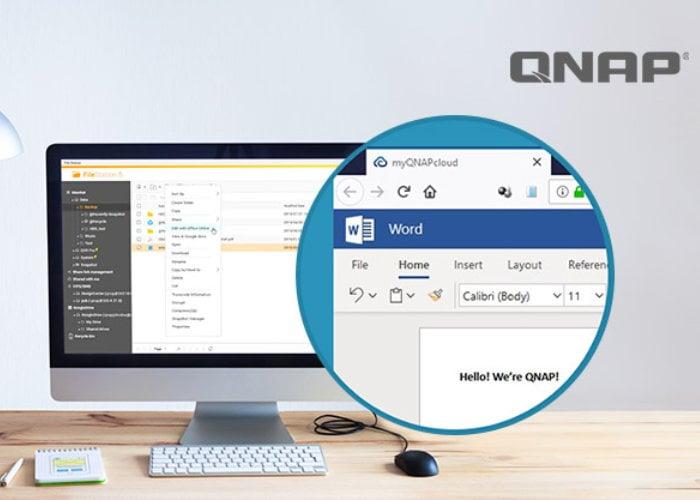 QNAP NAS Microsoft Office
