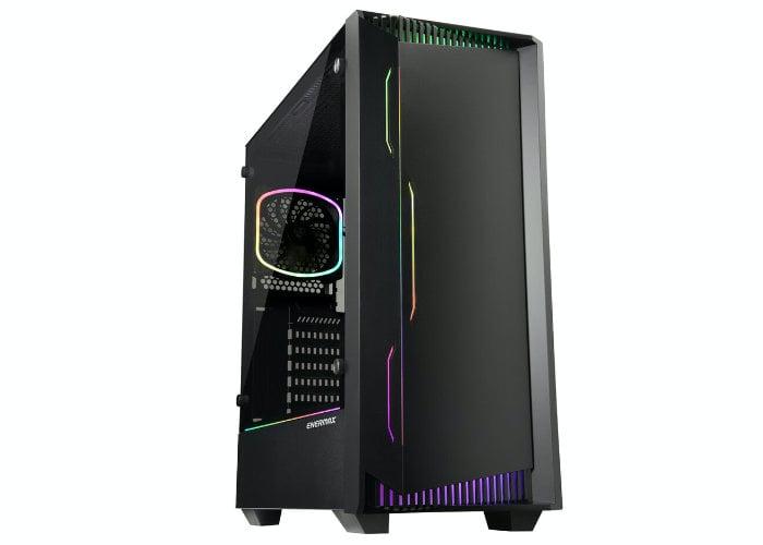 RGB PC case
