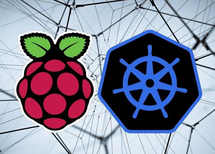 Raspberry Pi Kubernetes mini PC cluster