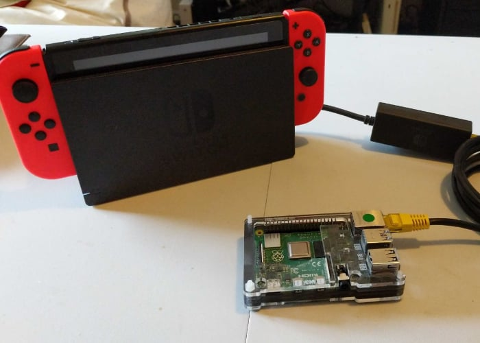 Raspberry Pi Switch lag fix