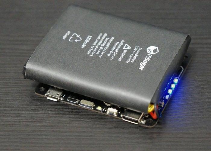 Raspberry Pi  battery pack