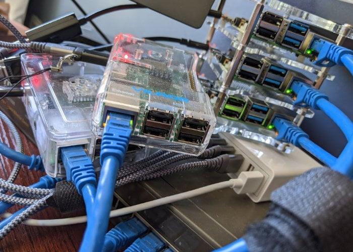 Raspberry Pi homelab