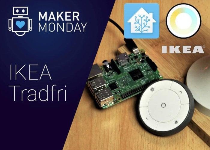 Raspberry Pi smart home