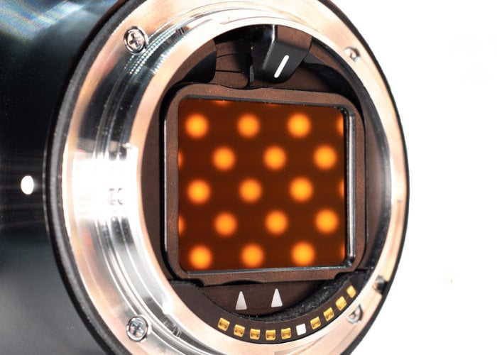 Rear mount filters