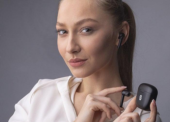 Noise Cancelling True Wireless Earbuds