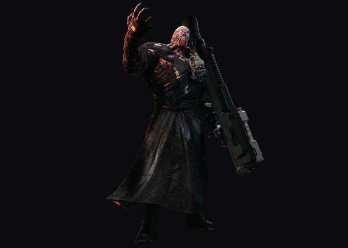 Resident Evil Resistance Nemesis