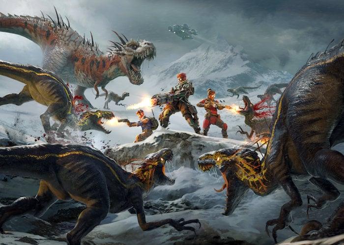 Second Extinction Xbox game