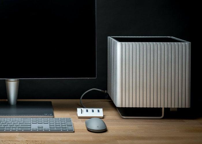 compact desktop PC