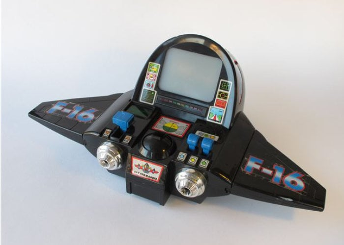 Tomy Airplane Cockpit