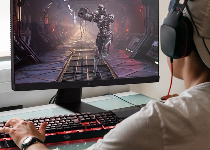 ViewSonic gaming monitor
