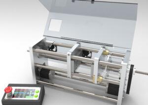 desktop plastic injection molding machine